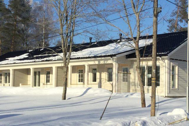 Myytävät asunnot Teerijärvellä, esittely 23.02.2018