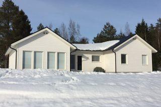 Taloesittely Ala-Ähtävällä 21.4.2018