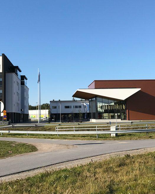 Joustavia suurelementtejä rakennusyrityksille - Teri-Talot