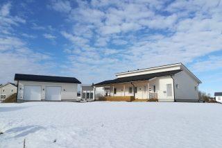 Talonäyttely Pietarsaaressa
