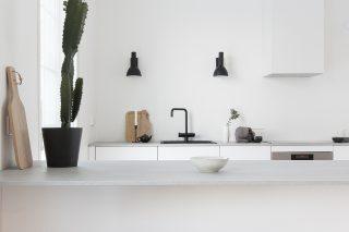 Talo Taika ja vähän keskeneräiset keittiöhommat