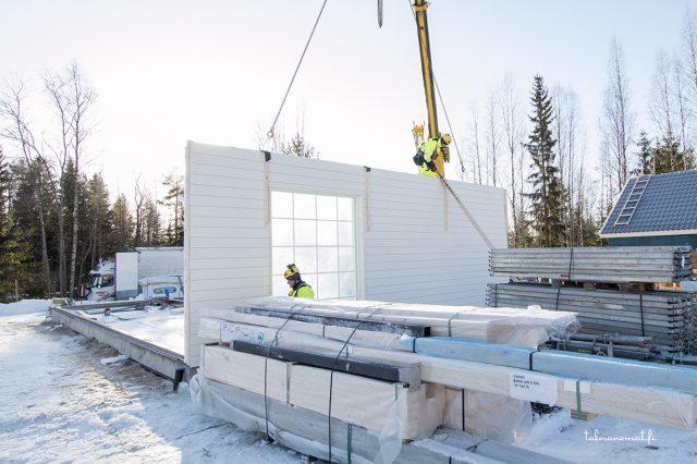 Talo Taika: Esittelyssä rakentamisen ammattilaiset