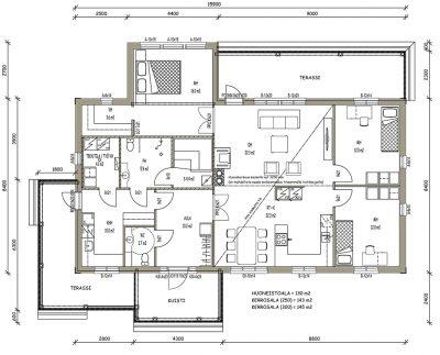 J-002 / 130 m² - Teri-Talot