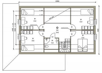 J-004 / 171 m² - Teri-Talot