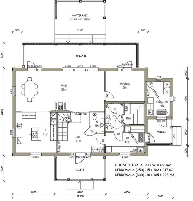 J-005 / 186 m²
