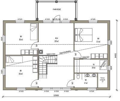 J-005 / 186 m² - Teri-Talot