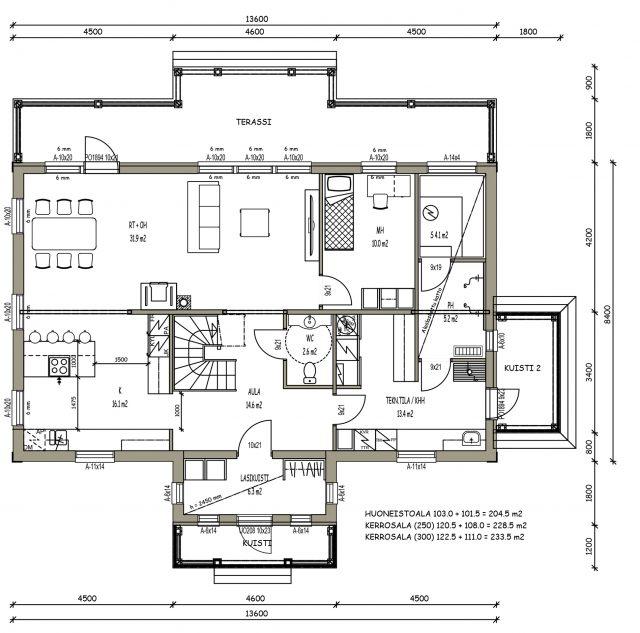 J-008 / 204,5 m2