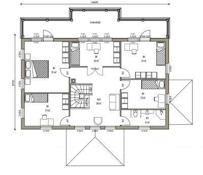 J-008 / 204,5 m2 - Teri-Talot