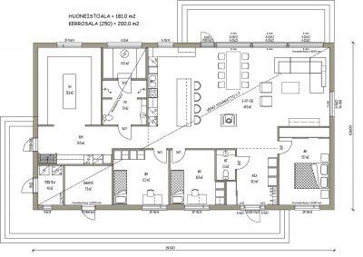 J-010 / 181 m2 - Teri-Talot