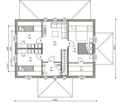 J-011 / 165 m2 - Teri-Talot