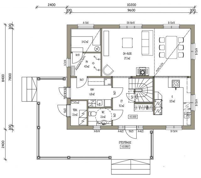 J-015 / 131 m2