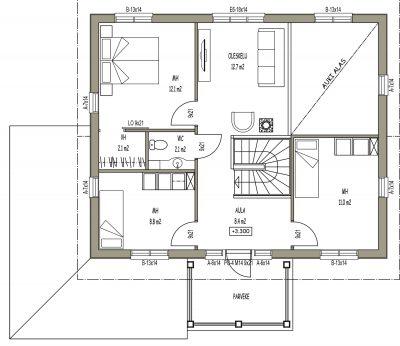 J-015 / 131 m2 - Teri-Talot