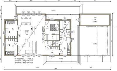 J-025 / 140 m2 - Teri-Talot