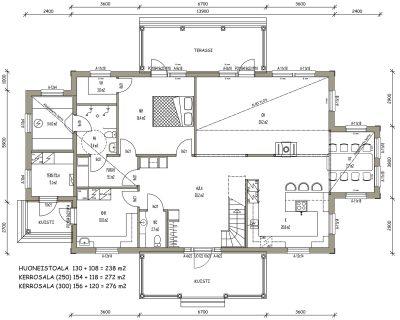 J-026 / 238 m2 - Teri-Talot