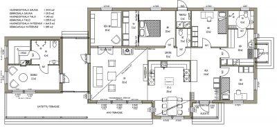 J-034 / 140 m2 - Teri-Talot