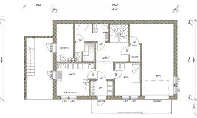 L-13016 / 145 m² - Teri-Talot