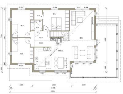 L-13017 / 173 m² - Teri-Talot