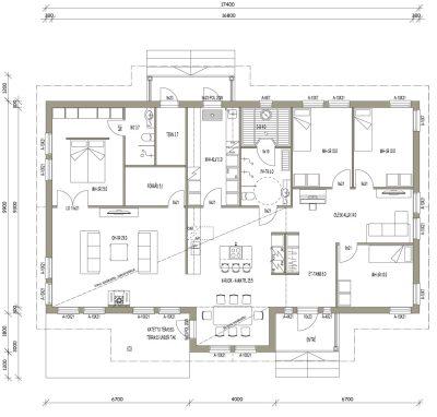 L-14038 / 158 m² - Teri-Talot