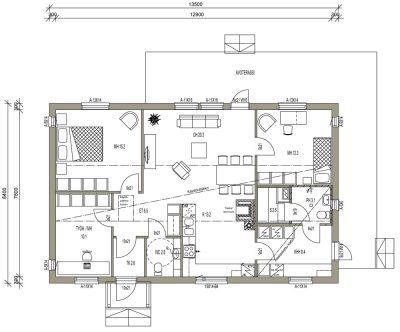 L-14062 / 100 m² - Teri-Talot