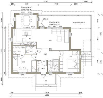 L-14124 / 163 m² - Teri-Talot