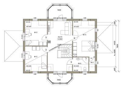 L-14152 / 162 m² - Teri-Talot
