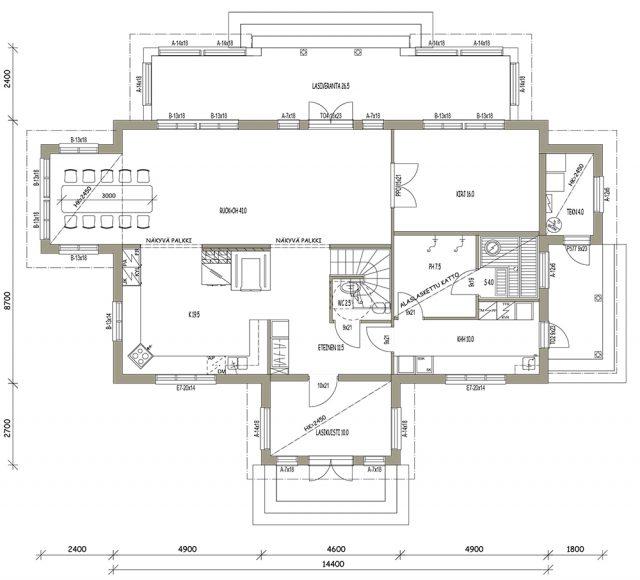 L-15111 / 225 m²