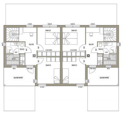 L-15114 / 86 m² - Teri-Talot