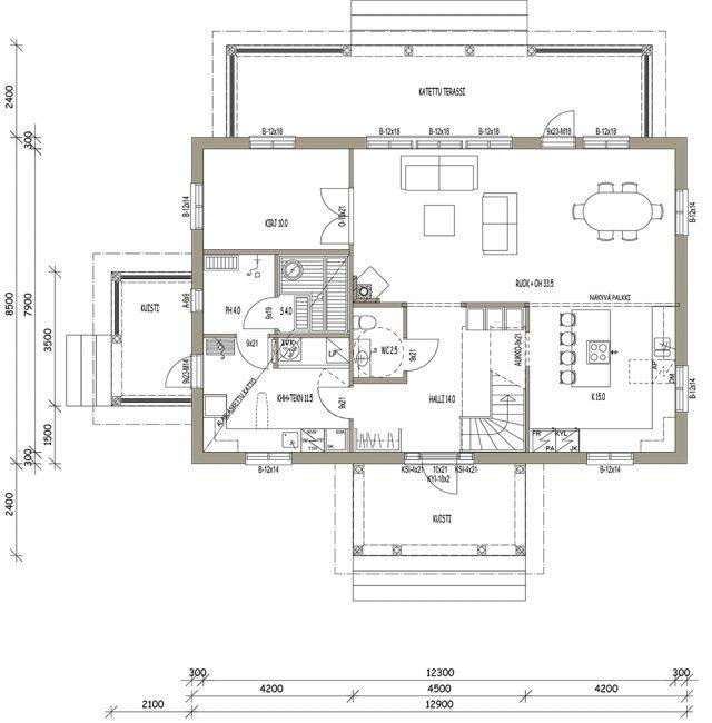 L-15185 / 178 m²