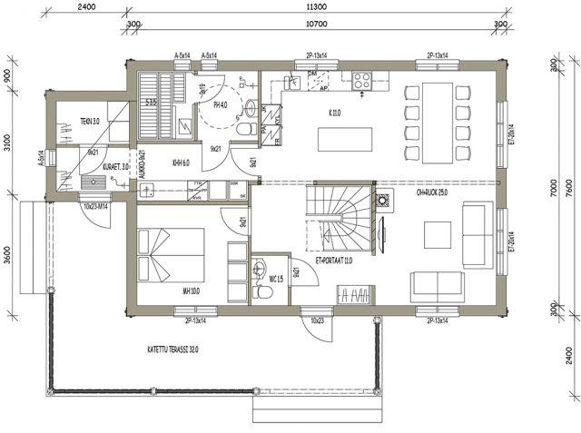L-16088 / 135 m²