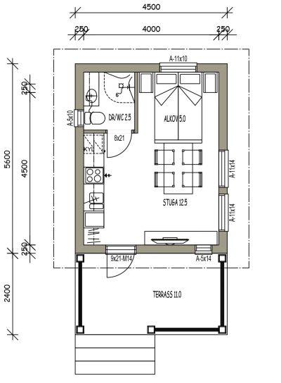 L-16097 / 20,5 m2 - Teri-Talot