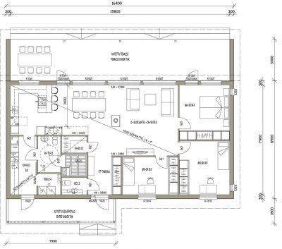L-16099 / 125 m² - Teri-Talot
