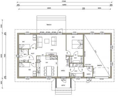L-18082 / 92 m2 - Teri-Talot