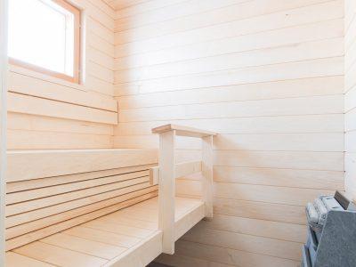 Saunainspiraatiota ja vallitsevia trendejä - Teri-Talot