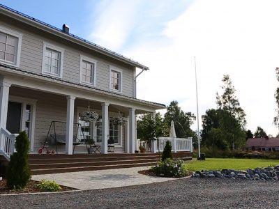Iso talo isolle perheelle - Teri-Talot