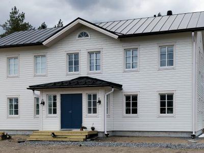 Taloesittely Pedersöressä 18.5.2019 - Teri-Talot
