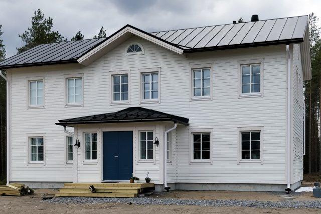 Taloesittely Pedersöressä 18.5.2019