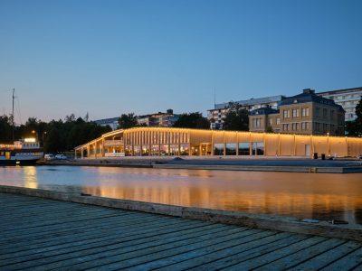 Kalastuksen talo - Vaasalaisten oma olohuone - Teri-Talot