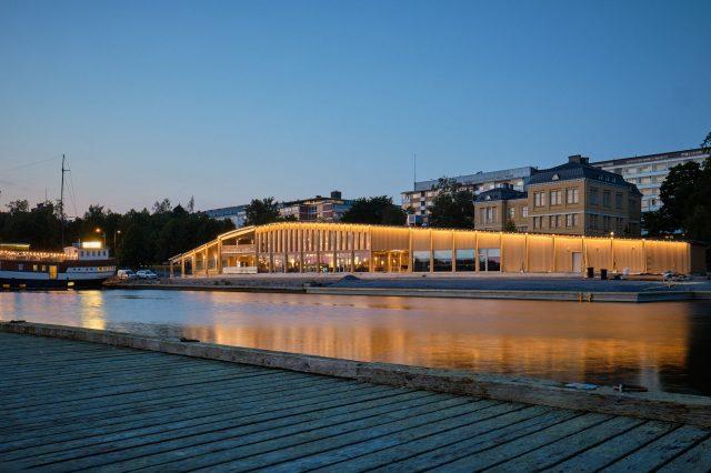 Kalastuksen talo – Vaasalaisten oma olohuone