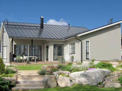 Teri-Talojen talomallit - Talomallisto täynnä taloja, joita voit muokata tarpeidesi mukaan.