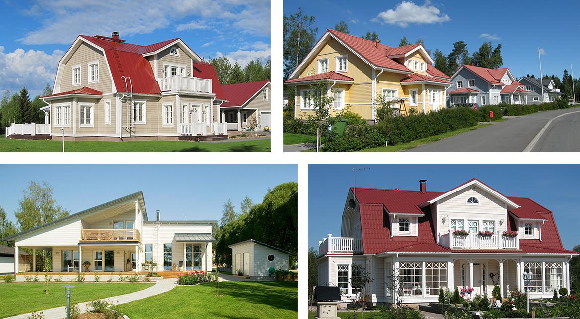 Haussa Suomen kaunein Teri-talo!