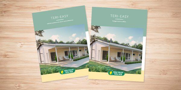 Easy - valmiiksi suunniteltu koti, joka on sopiva sellaisenaan - Teri-Talot