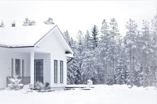 Taloesittely Kokkolassa 17.2.2018