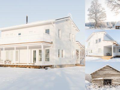 Rakentajatarina: Esittelyssä valoisa puutalokoti - Teri-Talot