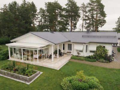 Talo, joka on yhtä komea vielä 37 vuoden jälkeen - Teri-Talot