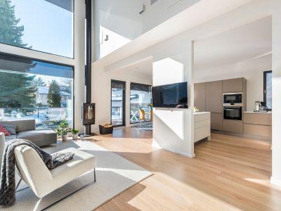 Moderni talo pääkaupunkiseudulla - Teri-Talot